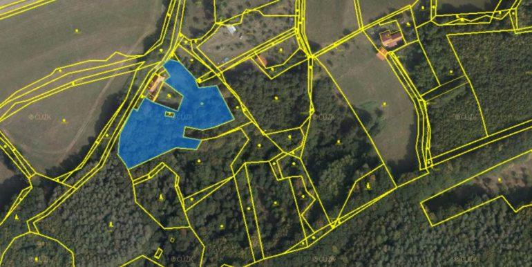 želechovice mapa